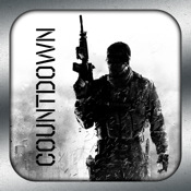 MW3 Countdown - Countdown to Modern Warfare 3 giant countdown calendars