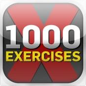 1000 Exercises by Men's Health and Women's Health jet set men