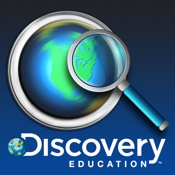U.S. Geography by Discovery Education iPad Edition education