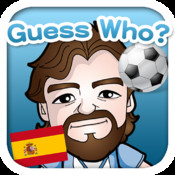 Guess Who? -Spanish Football
