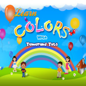 Learn Colors With Tamarind Tots for iPhone