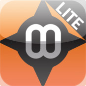 MakkaMappa Lite - GPS any map to give You Are Here marker: campus, theme park, MTB, snowmobile, hiking, shopping mall, old map