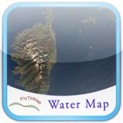 Marine: Corsica (Corse) HD - GPS Map Navigator