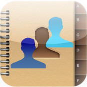 RichContacts lite: Facebook and Twitter in your address book facebook
