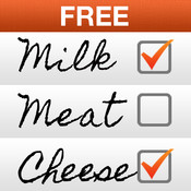 Shopping List Free (Grocery List)