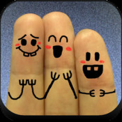 Cool Finger Faces - Make Your Fingers Look Funny & Cool from Camera & Photo