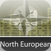 North European City Guides 3-n-1 by Feel Social