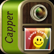 CapperPro - Cap it I`d caption that photo with cool style subtitle, add funny meaningful captions into photos using brilliant and colorful fonts in second subtitle player 1 0 200