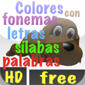 ChocoColores+ FREE Learn to read colors in Spanish with Choco