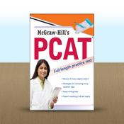 McGraw-Hill`s PCAT by George J. Hademenos