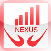 NEXUS - Nike plus EXperience Up-Scaled for the iPad