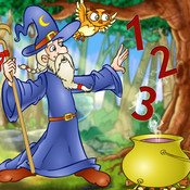 Early Numbers: Maths Wizard wizard games