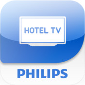 Philips `Upgrade Your Hotel TV` App haunted hotel