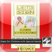 LET`S SIGN for Special Needs - Home
