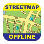 Toronto Offline Street Map