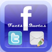 Facts `n Quotes for Facebook, Twitter and Email