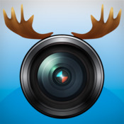 Antlers Booth : Your friends look better with antlers and bunny ears ! movie making digital overlay