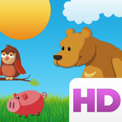 ABC HD - Interactive Alphabet for Kids