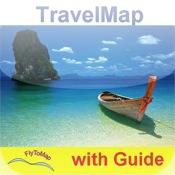 Phuket Island HD - Travel Map Navigator