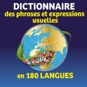 Multilingual dictionary : Around the world in 180 languages