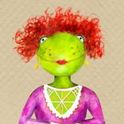Stephanie the Frog is going for a walk / Żaba Stefania idzie na spacer stephanie meyer books