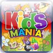 Kids Mania Pro / A-B-C Alphabets / Mathematics / Quiz / Animal Sounds