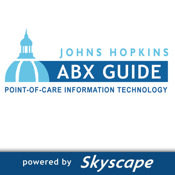 ABX Guide (Johns Hopkins POC-IT ABX-Guide)
