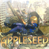 (1)APPLESEED/Shirow Masamune