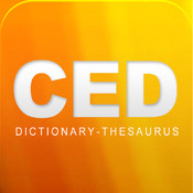 Concise English Dictionary & Thesaurus