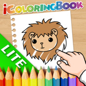 iColoringBookLite for iPad