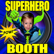 Superhero Booth HD for iPad