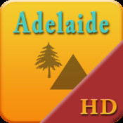 Adelaide Offline Map Travel Guide