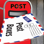 Find Postboxes (worldwide edition)