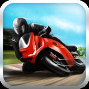 Motorcycle Fury! Race Track Highway Racing Game FREE