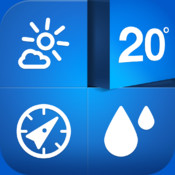 Weathercube - The revolutionary gestural weather app