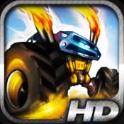 Anarchy Monster Trucks - Pro HD Racing