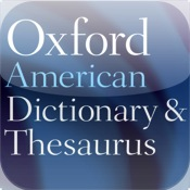 Oxford American Dictionary & Thesaurus the 99