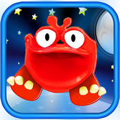 Bouncy Monster - Jump Across The Space Just Tap and Collect Coins