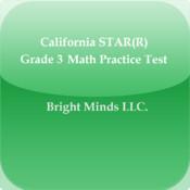California STAR® Grade 3 Math Practice Test
