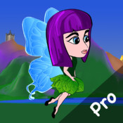 Flappy Fairy Pro - A Fairy Land Game fairy