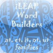 iLEAP Word Builders -at Word Families