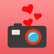 Love Photo Booth free - heart your picture for Valentine `s Day 2014 on February 14