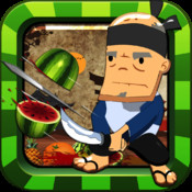 Samurai Ninja Land - Jump And Run In A Fruit Clumsy World FREE
