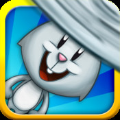 "Flying Bunny Top - by ""Best Free Addicting Games"""