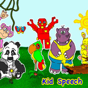 Kid Speech: Repeats What You Say