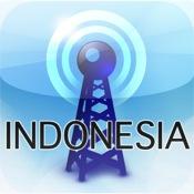 Radio Indonesia - Alarm Clock + Recording