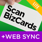 ScanBizCards Lite Business Card Scanner (Interna...