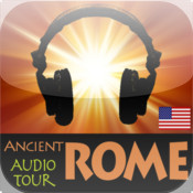 Ancient Rome Audio Tour for iPhone, English