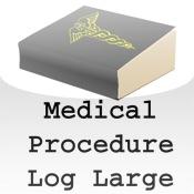 Medical Procedure Log Large