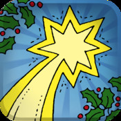 Christmas Advent Calendar for Christian Kids and Schools by Children`s Bible christian kids